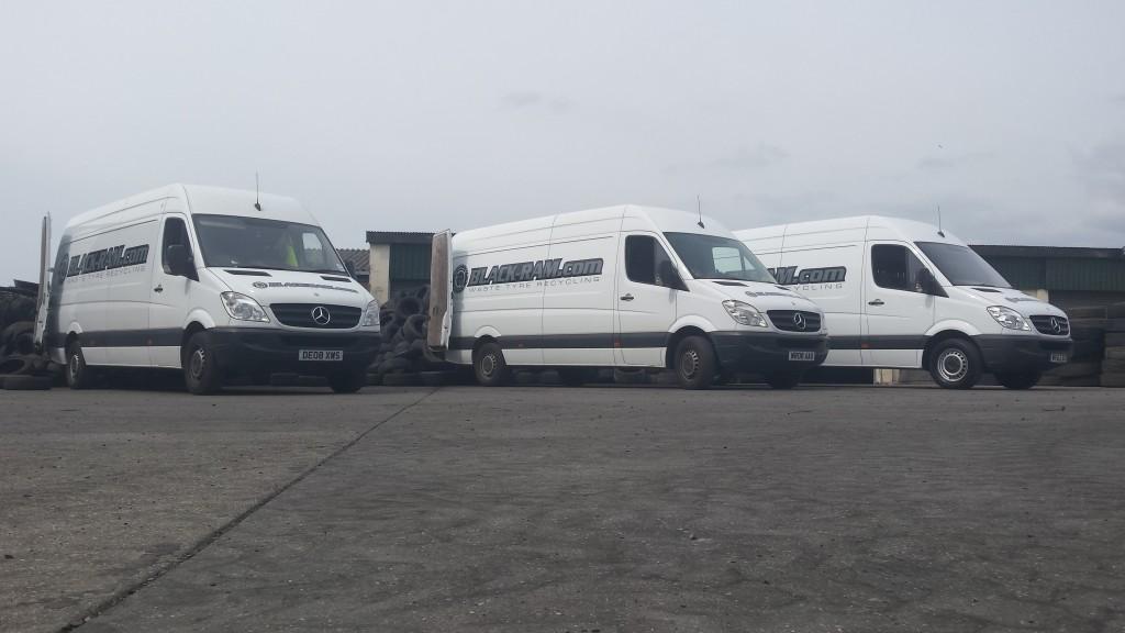 3 Vans